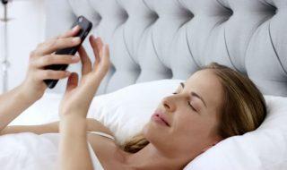 el celular daña la vista